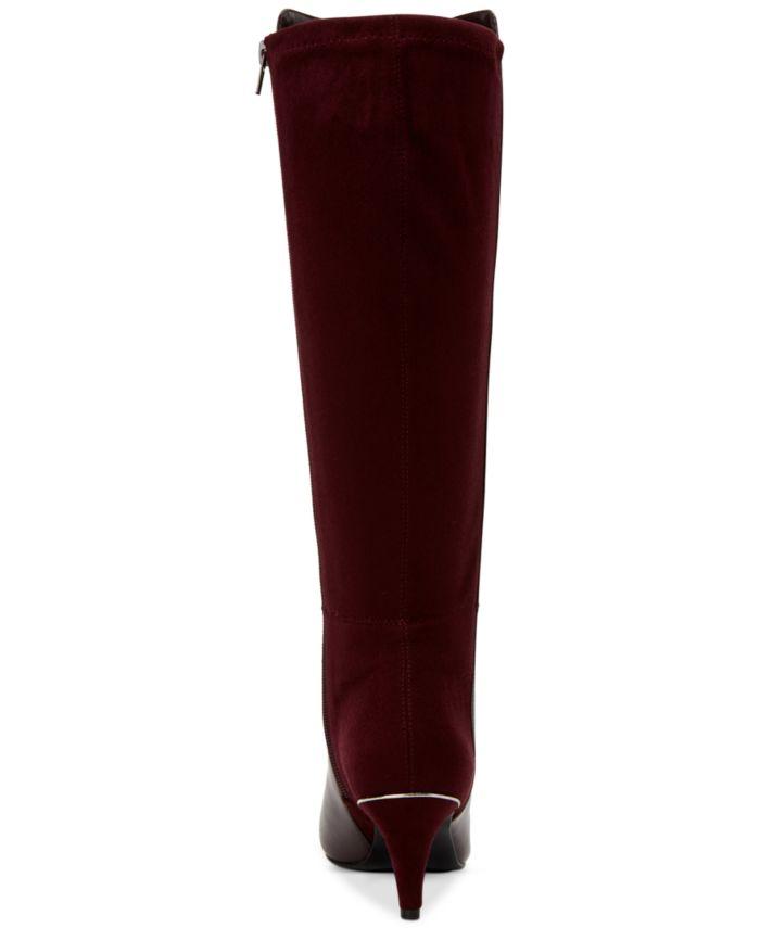 Alfani Women's Step 'N Flex Hakuu Dress Boots, Created for Macy's & Reviews - Boots - Shoes - Macy's