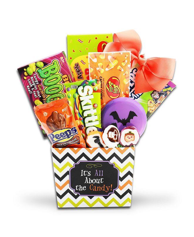 Alder Creek Gift Baskets Halloween Treats