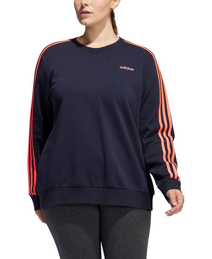 adidas - Essentials Plus Size Fleece Sweatshirt