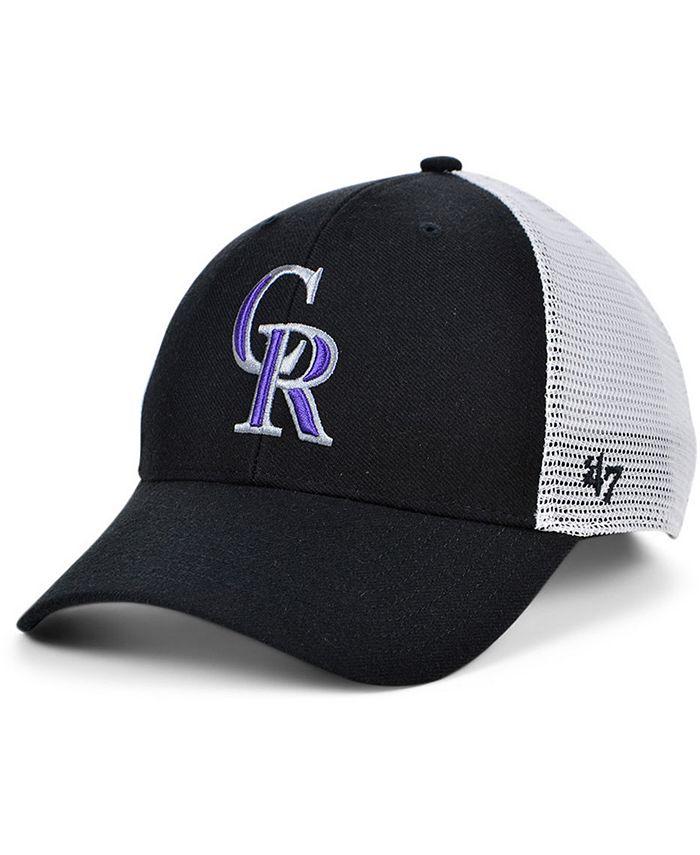 '47 Brand - Colorado Rockies Malvern MVP Cap