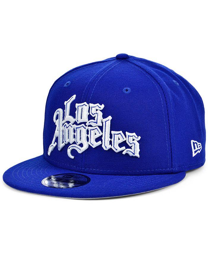 New Era - Los Angeles Clippers Clips Custom 9FIFTY Snapback Cap