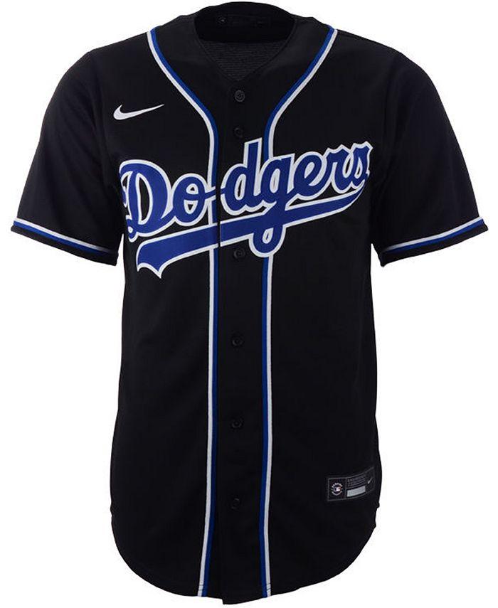 Nike - Men's Los Angeles Dodgers Official Blank Replica Jersey