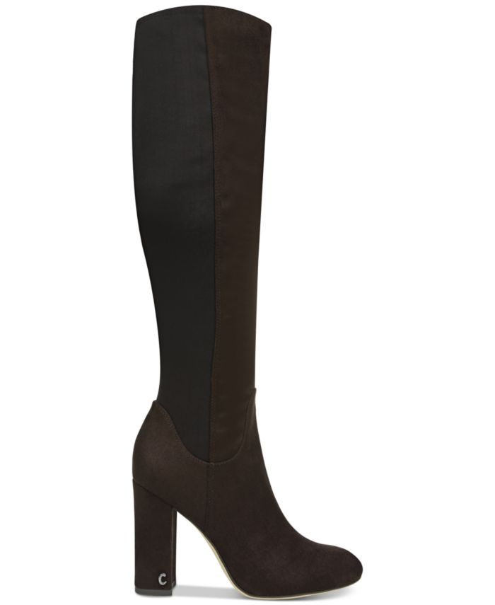 Circus by Sam Edelman Women's Clairmont Stretch Tall Boots & Reviews - Boots - Shoes - Macy's
