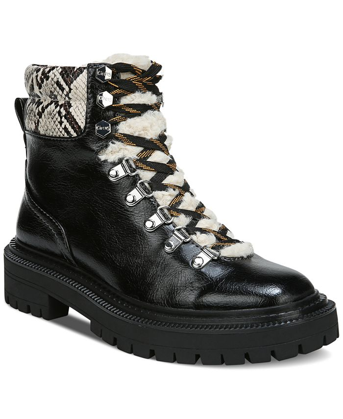 Circus by Sam Edelman - Women's Flora Cold-Weather Hiker Booties