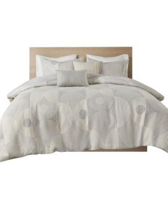 Urban Habitat Otto 5 Piece Full/Queen Comforter Set