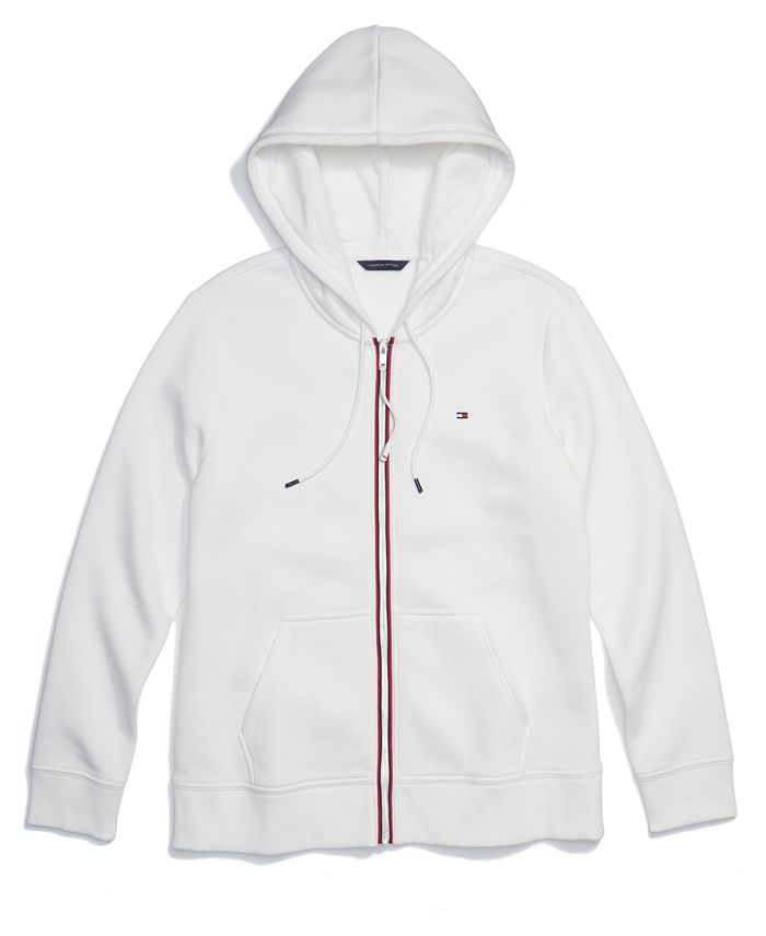 Tommy Hilfiger - Adaptive Women's Hoodie with Magnetic Zipper Closure