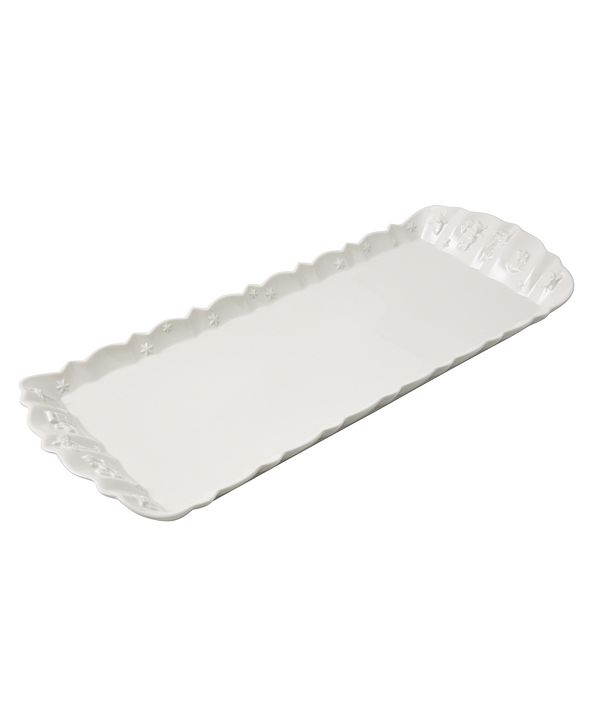 Villeroy & Boch CLOSEOUT! Toys Delight Royal Classic Rectangular Sandwich plate