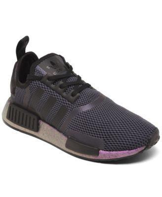 adidas Big Kids' NMD R1 Casual Sneakers