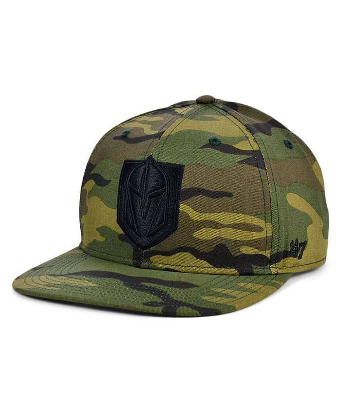 '47 Brand - Vegas Golden Knights Grove Captain Cap