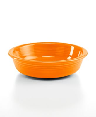 Fiesta 19-oz. Tangerine Medium Bowl