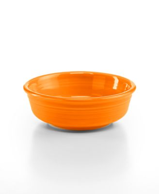 Fiesta Tangerine Small Bowl
