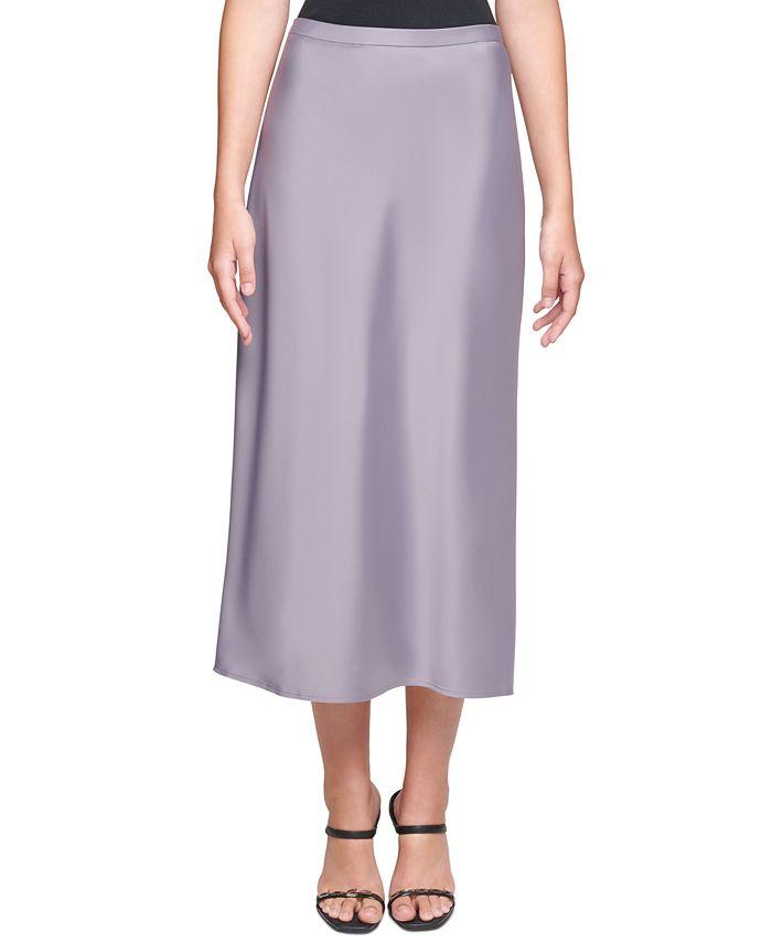 Calvin Klein - A-Line Midi Skirt