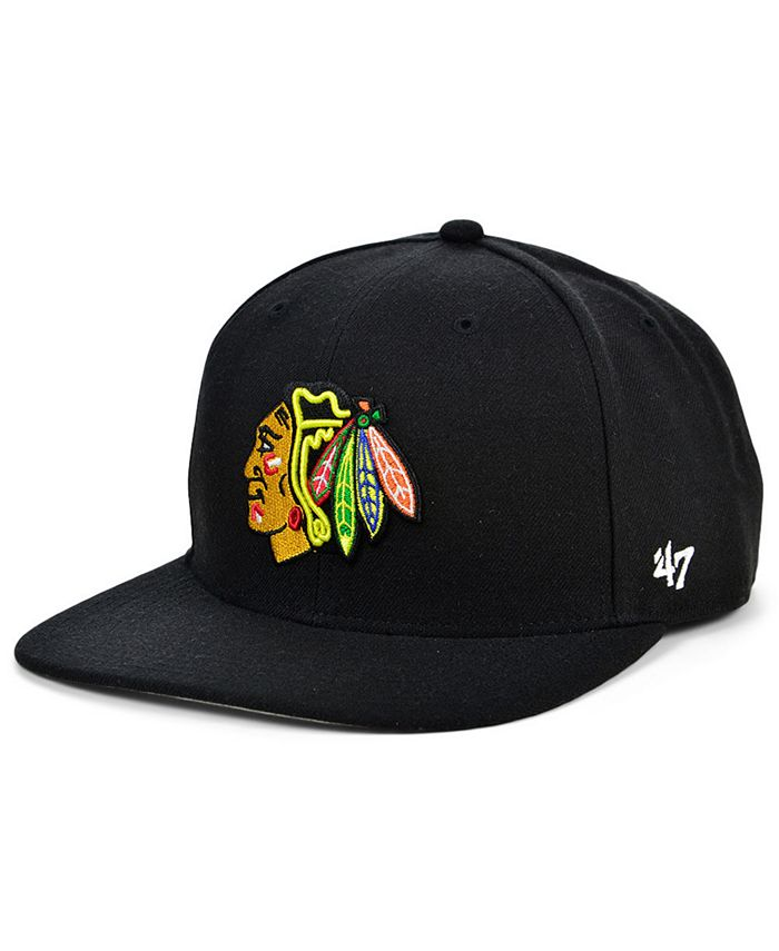 '47 Brand - Chicago Blackhawks Pro Fitted Cap