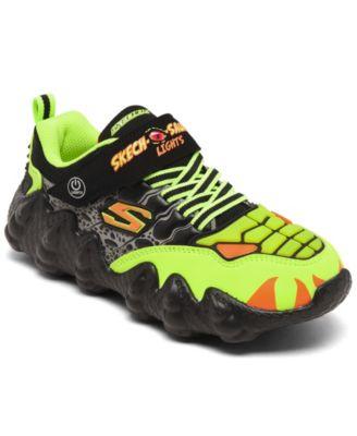 Sketch-O-Saurus Lights Casual Sneakers