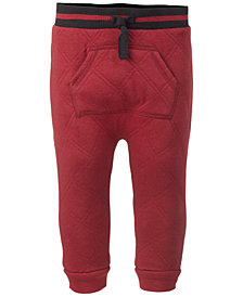 First Impressions Baby Boys Quilted Jogger, Created for Macy's
