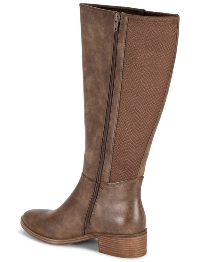 Baretraps Women's Madelyn Wide-Calf Boots & Reviews - Boots - Shoes - Macy's