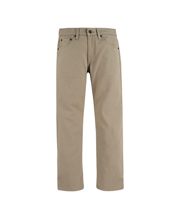 Levi's - Little Boys' 514 Straight Fit Jeans