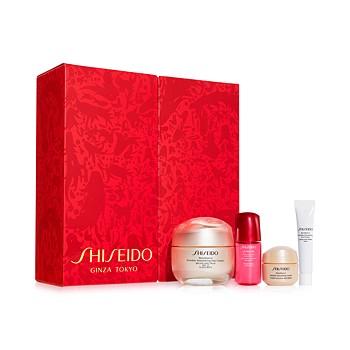 Shiseido 4-Piece Benefiance Smooth Skin Sensations Gift Set