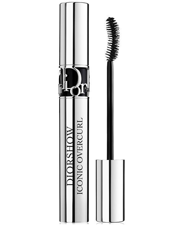 Dior Diorshow Iconic Overcurl Spectacular Volume & Curl Professional Mascara