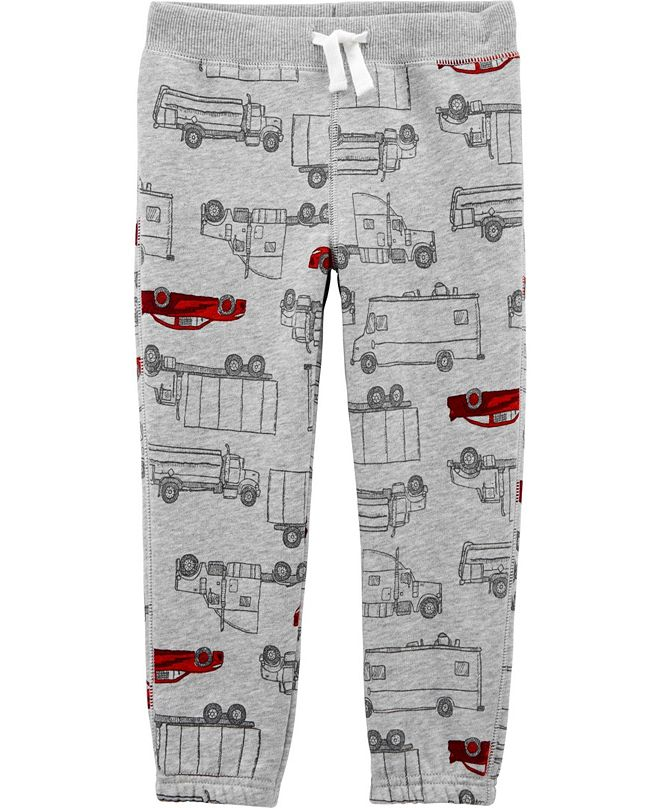 Carter's Baby Boy  Pull-On Fleece Pants