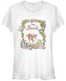 Fifth Sun Women's Bambi Nouveau Short Sleeve T-shirt