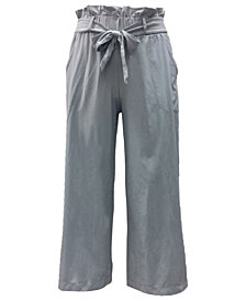 Ideology Paper Bag Pants, Created for Macy's