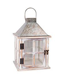 Home Essentials Holiday Galvanized Lantern