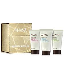 Ahava 3-Pc. Magnificent Mineral Gift Set