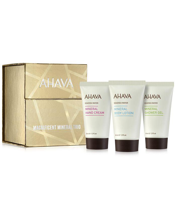 Ahava - 3-Pc. Magnificent Mineral Gift Set