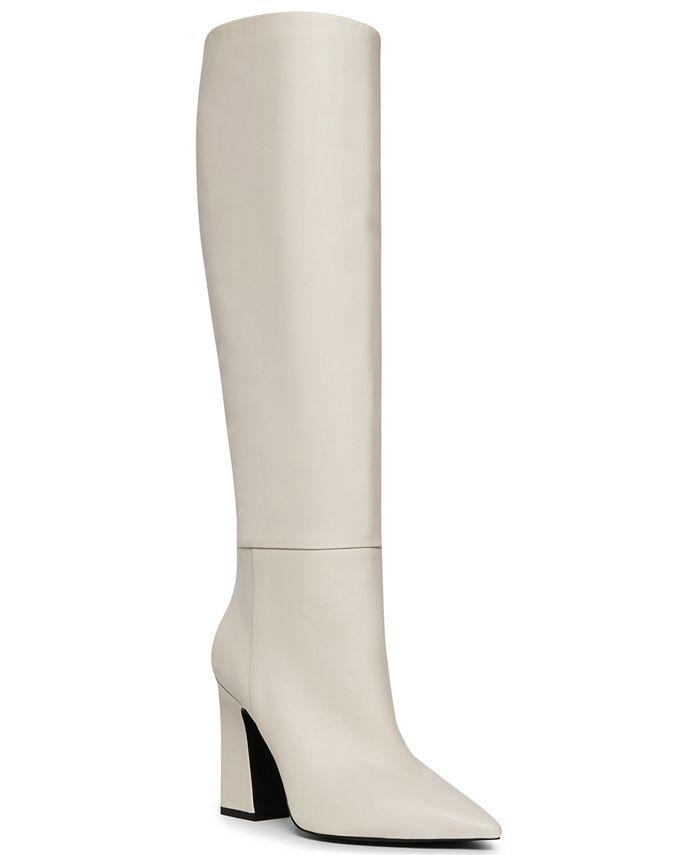 Steve Madden - Women's Showbiz Stovepipe Boots