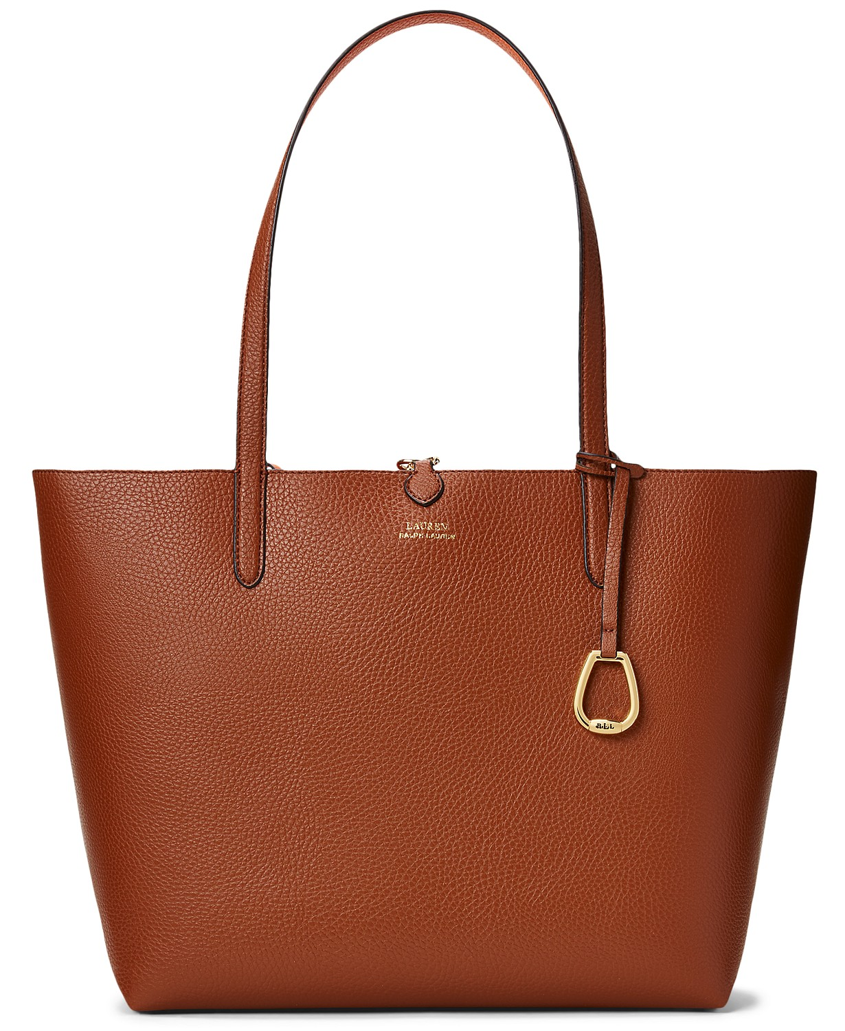 Lauren Ralph Lauren Pebble Reversible Tote