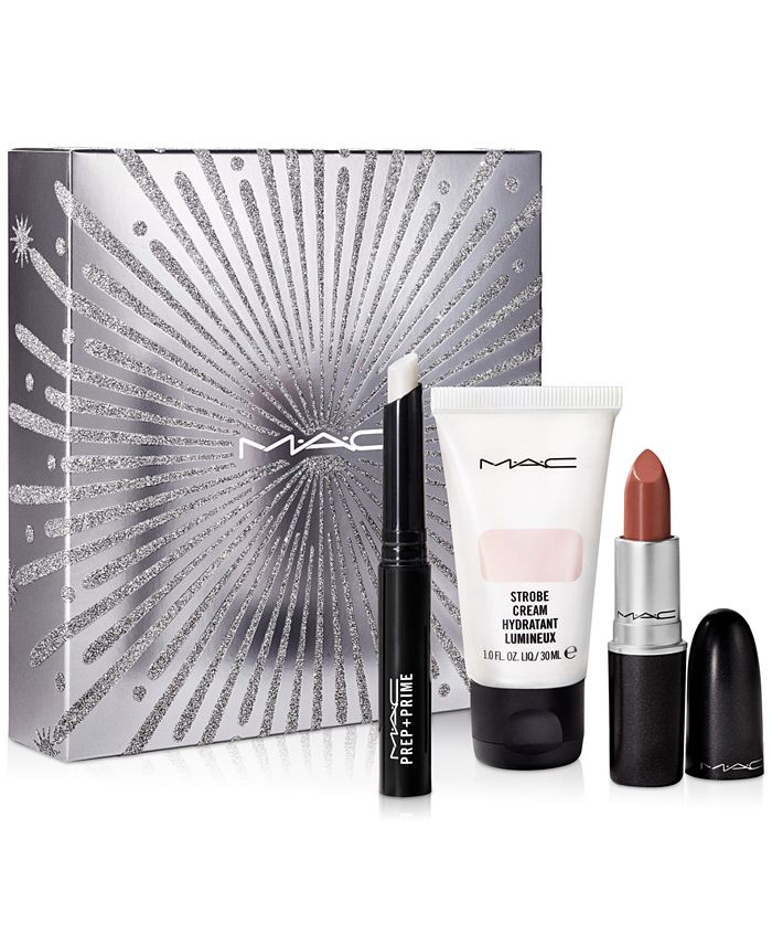 MAC - 3-Pc. Frosted Firework Run The Show Gift Set