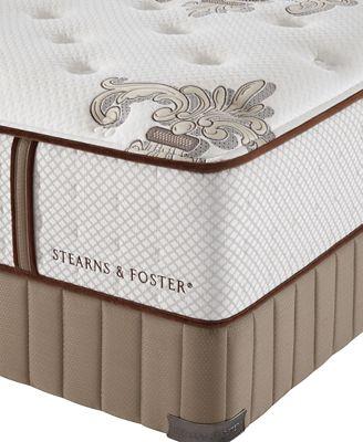 Stearns & Foster Mattress Sets Estate Elsie Ultra Firm
