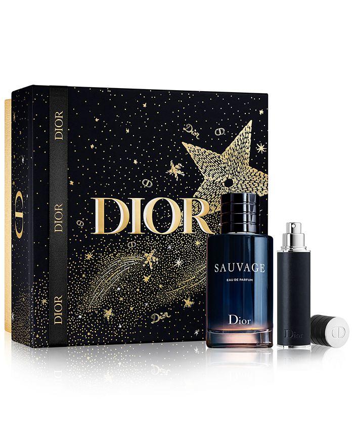 Dior - Men's 2-Pc. Sauvage Eau de Parfum Gift Set