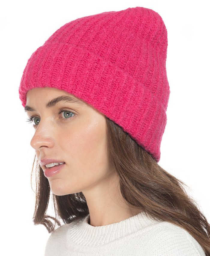 Style & Co - Rib Solid Beanie