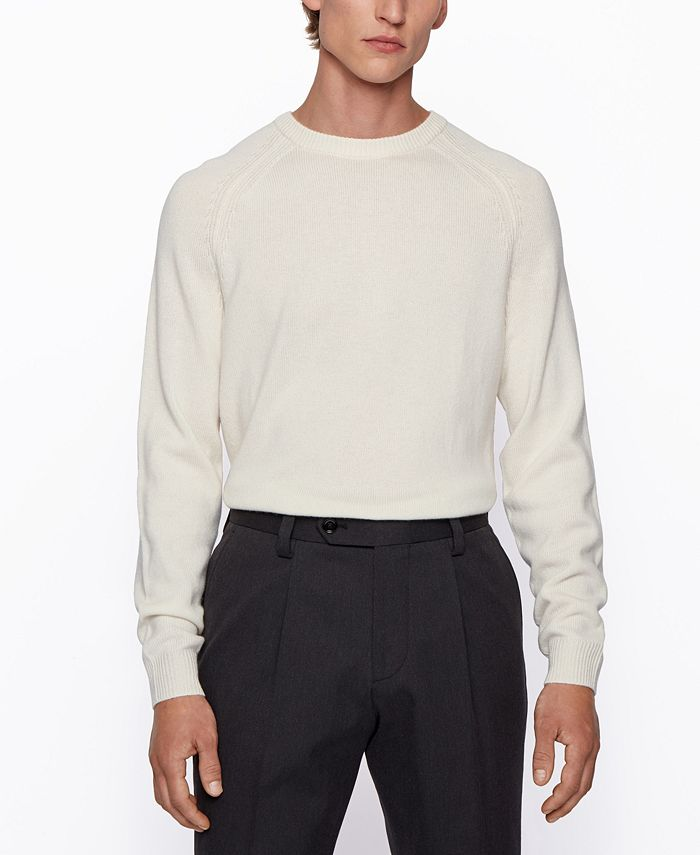 Hugo Boss - Men's Banilo Regular-Fit Sweater