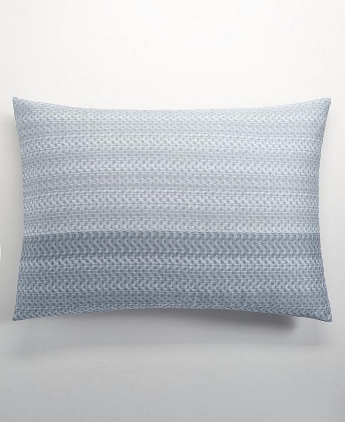 Hotel Collection - Parallel King Sham, Created for Macy's