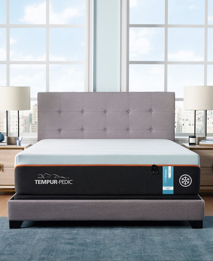 "Tempur-Pedic - TEMPUR-LUXEbreeze° 13"" Firm Mattress- Queen"