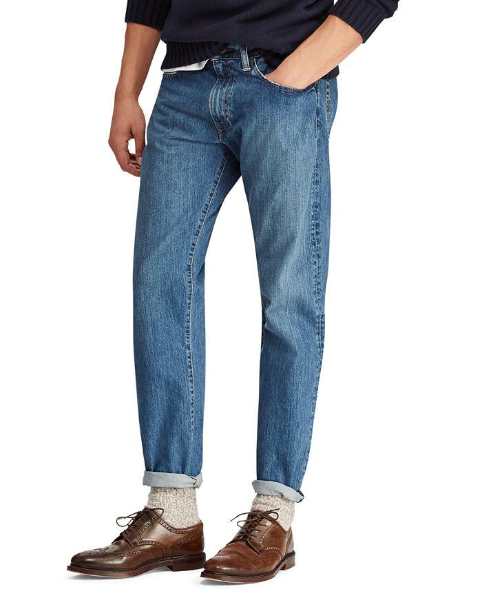 Polo Ralph Lauren - Stanton Straight-Fit Jeans