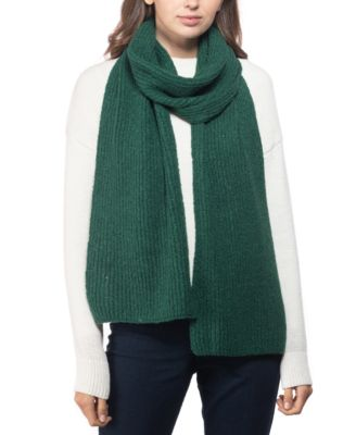 Rib Solid Scarf With Lurex, Created for Macy's