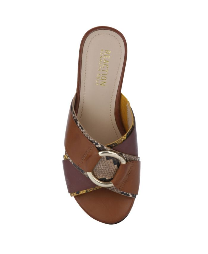 Kenneth Cole Reaction Women's Pepea X-Band Sandal & Reviews - Sandals - Shoes - Macy's