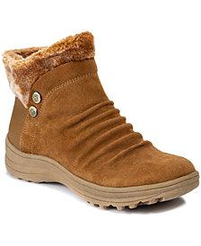 Baretraps Aeron Faux-Shearling Cold Weather Boots