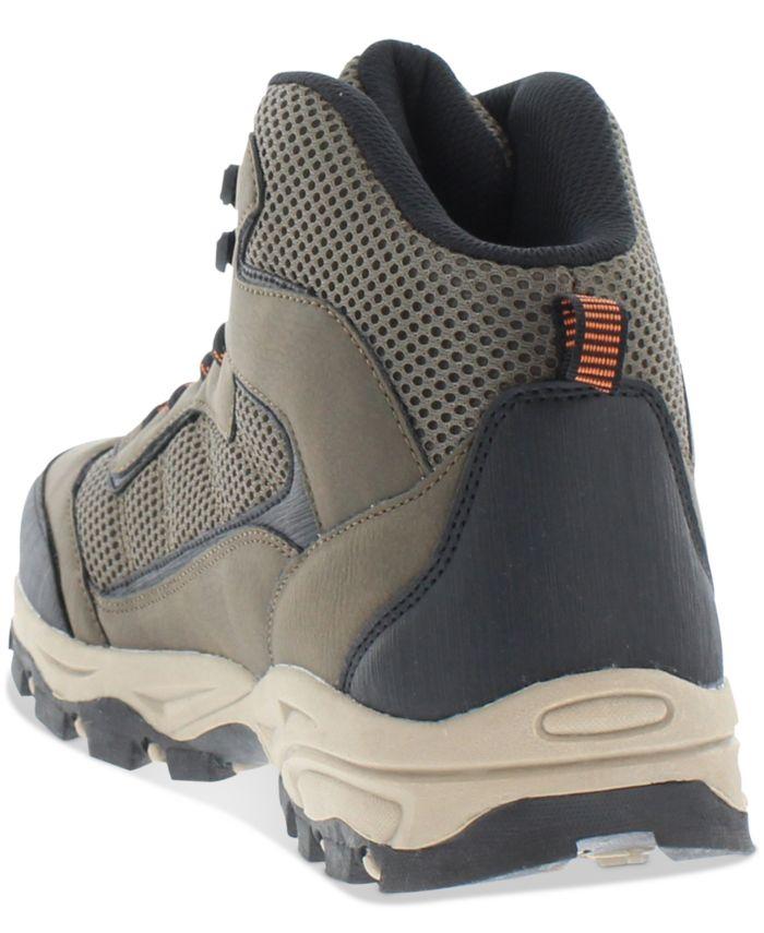 Weatherproof Vintage Men's Brendan Hiking Boots  & Reviews - All Men's Shoes - Men - Macy's