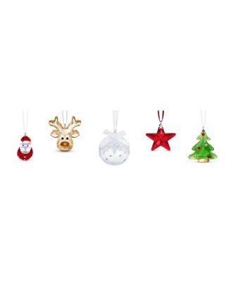 Rocking Santa Claus Ornament