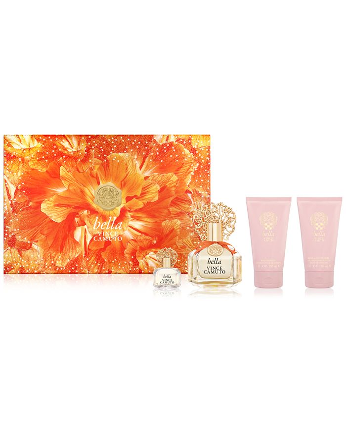 Vince Camuto - 4-Pc. Bella Gift Set