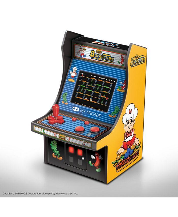 My Arcade - BurgerTime Micro Player Retro Arcade