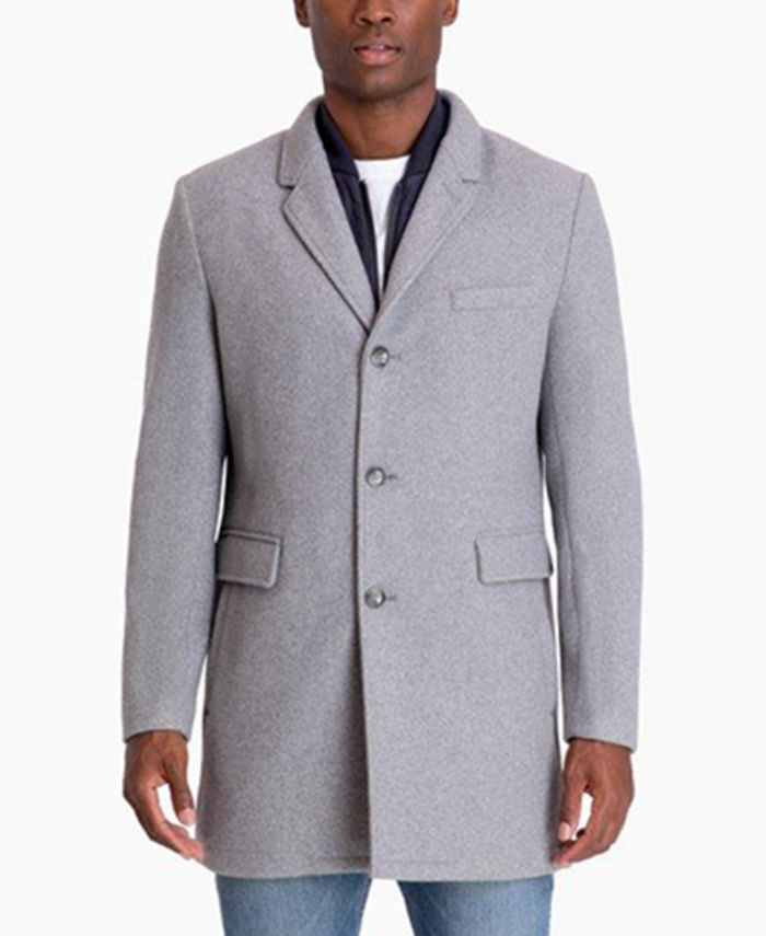 Michael Kors - Men's Slim Fit Topcoat