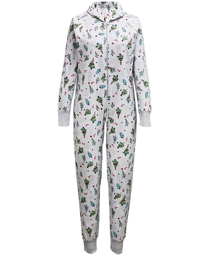 Family Pajamas - 1-Pc. Tree-Print Pajama