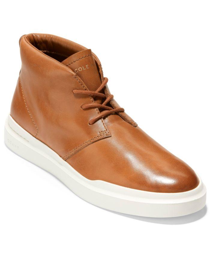Cole Haan Men'S GrandPro Rally Chukka Sneakers  & Reviews - All Men's Shoes - Men - Macy's