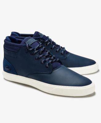 Lacoste Men's Esparre Chukka Sneakers